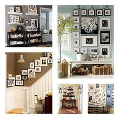 neat picture displays