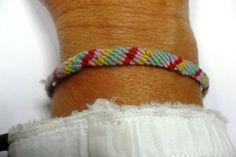 Les bracelets tressés - Le blog des Centidéalistes