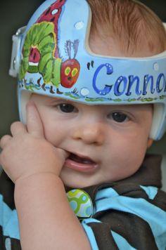 Star Wars Cranial Remodeling Helmets Plagiocephaly Pinterest - Baby helmet decalsbaby helmets lee pinterest creative baby helmet and babies