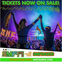 SUNSET MUSIC FESTIVAL 2017 LOCK IN THE LOWEST PRICES NOW! USE PROMO CODE: SMFRAVER for a DISCOUNT on each ticket purchased at www.smftampa.com #smf17 #sunsetmusicfestival #smftampa #tampaedm #floridaedmc #floridaravers #tamparavers #orlandoravers #orlandoedm #miamiedm #ultramiami #licmiami #edcorlando #mmw17