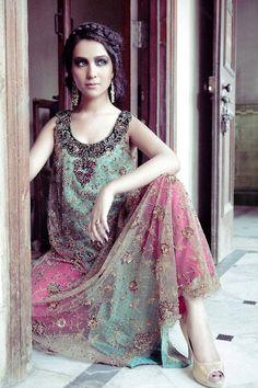 Tena Durrani Collection. So Beautiful!