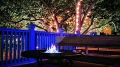 Bacchus In Biloxi: Fire Pit Tables!