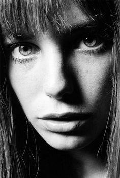 Jane Birkin by Jeanloup Sieff