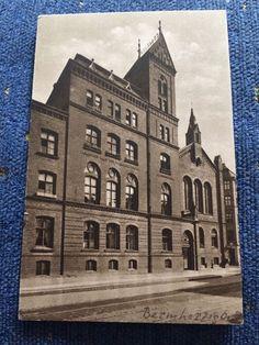 Ostpreussen - Königsberg, Krankenhaus der Barmherzigkeit