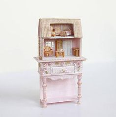 Miniature Cabinet ♡ ♡ By Shop Kristy