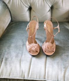 Chanel wedding shoes - nothing but class X