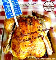 I love getting together with family and friends. Roasted Chicken promises the ideal portable dish to feed a crew. I love trying all different kinds of seasonings on my Roasted Chicken, from ethnic flavors to traditional flavors, I've tried them all. That's why I was so excited to try this Garlic