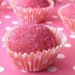 Receita de Docinho Bicho de Pé Mini Cupcakes, Raspberry, Bakery, Cheesecake, Muffins, Sweets, Fruit, Cooking, Breakfast