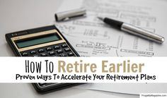 The concept of early retirement is a simple one; in essence we need the income we're deriving from pensions, investments …