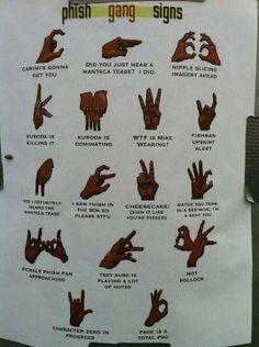 Street gang hand signals | hidden signs in 2019 | Gang ...