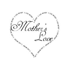 mother's LOVE1.png ❤ liked on Polyvore featuring words, love, mother's day and text