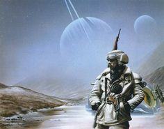 Classic Science-Fiction Illustrators (Part - Jim Burns - Sci-Fi-O-Rama Blade Runner, Burns, Sci Fi Kunst, Science Fiction Kunst, Arte Sci Fi, Most Popular Artists, 70s Sci Fi Art, Classic Sci Fi, Sci Fi Books