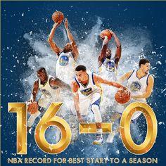 Best start in NBA history. #DubNation - http://gswteamstore.com/2015/11/26/best-start-in-nba-history-dubnation/