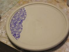 Every once in a while I read something about a technique to print a slip or underglaze design from a laser print. You know the one, w...