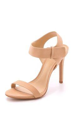 3457e7039 Schutz Dubia Sandals Peach Shoes