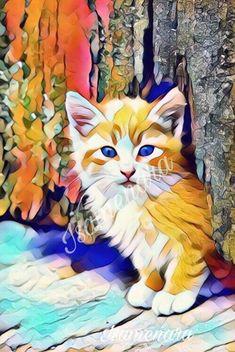Cáscara Offs-Perros-Gatos-Los Ratones-Colorido pegatinas para card-making