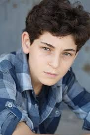 3rd year Keegan David mazouz is my favourite celebrity crush
