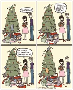 haha Christmas with cats