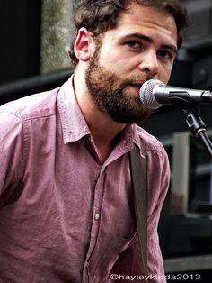 Mike Rosenburg - Passenger. Brisbane 2013