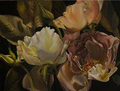 Diana Watson - Delhpi Rose 92x122