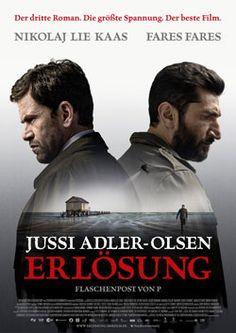 """""""Jussi Adler-Olsen: Erlösung"""" Alle Termine in Deiner Nähe und Infos auf hepyeq.de"""