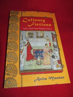 Culinary Fictions, Food in South Asian Diasporic Culture by TheBookE on Etsy