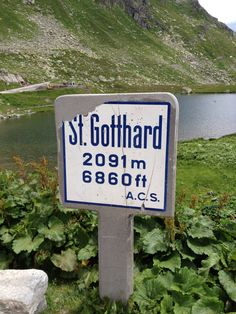 Gotthardpass, Uri