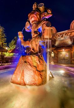 Disney Parks After Dark: A Fun Night at Gaston's Tavern at Magic Kingdom Park