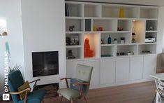 Bookshelves, Bookcase, Decoration, Foyer, Corner Desk, Interior Decorating, Living Room, Wall, Furniture