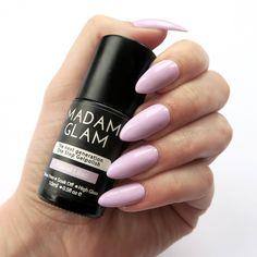Madam Gel One Step Gel Polishes 'Pastel Lilac'