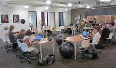20 Must-See U.S. Coworking Spaces - Shareable