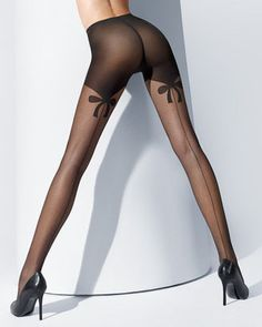 ShopStyle: Wolford: Secret Bows Tights