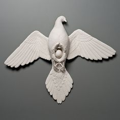 Incredible porcelain sculptures by Kate MacDowell.