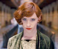 エディ・レッドメインがトランスジェンダーを演じた映画『The Danish Girl』の予告編が公開