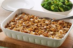 STOVE TOP One-Dish Chicken Bake recipe….totally made this for din din tonight