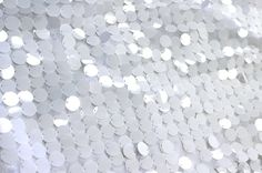 SALE Sequin Tree Skirt White Sequin Tree skirt 60 by SparkleSoiree