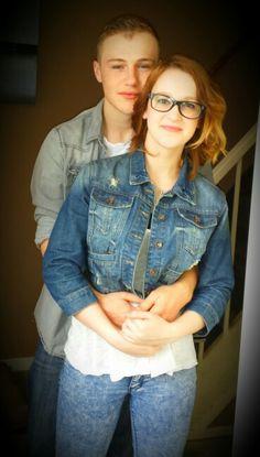 Britta en Sander