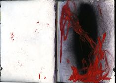 Anish Kapoor - Sketchbook - The official website of Anish Kapoor Sketchbook Inspiration, Painting Inspiration, Anish Kapoor, Artist Sketchbook, Handmade Books, Handmade Journals, Visual Communication, Drawing Sketches, Drawing Ideas