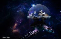 Discworld by ksilas on DeviantArt