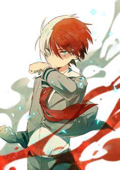 Boku no Hero Academia || Todoroki Shouto
