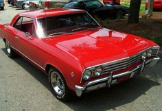 1967 Chevelle Malibu - My dad kicks himself for selling his!  First car I learned to drive!!!