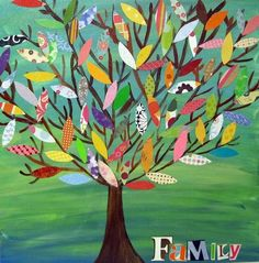 paintings of trees | Tree of Life - Art