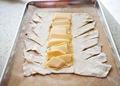 Baked Bree | Gouda in Puff Pastry  I like how you can weave the puff pastry
