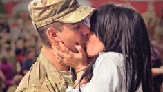 The military lifestyle can seem like an entirely different world. In many ways, it really is. One can feel intimidated, anxious or overwhelmed. Military Spouse Magazine has created this amazing Guide for new spouses! Military Spouse Jobs, Military Love, Military Weddings, Military Families, Airforce Wife, Military Girlfriend, Marine Love, Navy Life, Army Wives