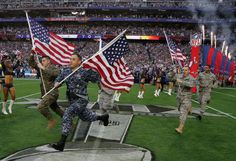 The Pentagon paid 14 NFL teams $5.4 million to 'salute troops' Pentagon reportedly signed contracts with 14 NFL teams