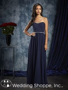 Alfred Angelo  Bridesmaid Dress 8103L