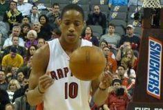 Toronto #Raptors DeMar DeRozan Nets His Third 30 Point Game In A Row