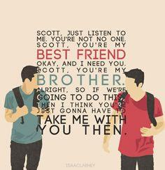 Scott - Stiles