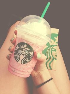 cotton candy tumblr | starbucks cotton candy frappuccino - Google zoeken | via Tumblr