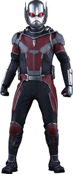 Captain America Civil War Ant-Man Sixth-Scale Figure